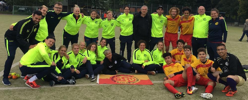 Deutsche Kleinfeld Meisterschaft in Hamburg