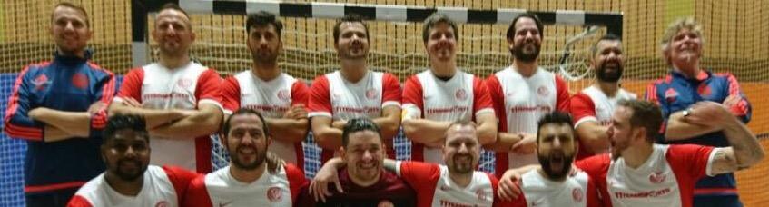 SW-Futsal-Meisterschaft Senioren am 25.11.2017 in Frankenthal