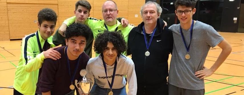 Jugend sind Südwest-Futsalmeister