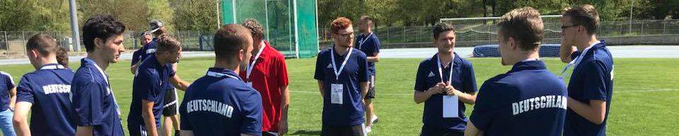 EM Qualifikation in Alba/Italien